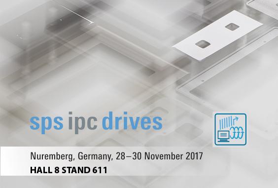 SPS IPC DRIVES// NUREMBERG 2017