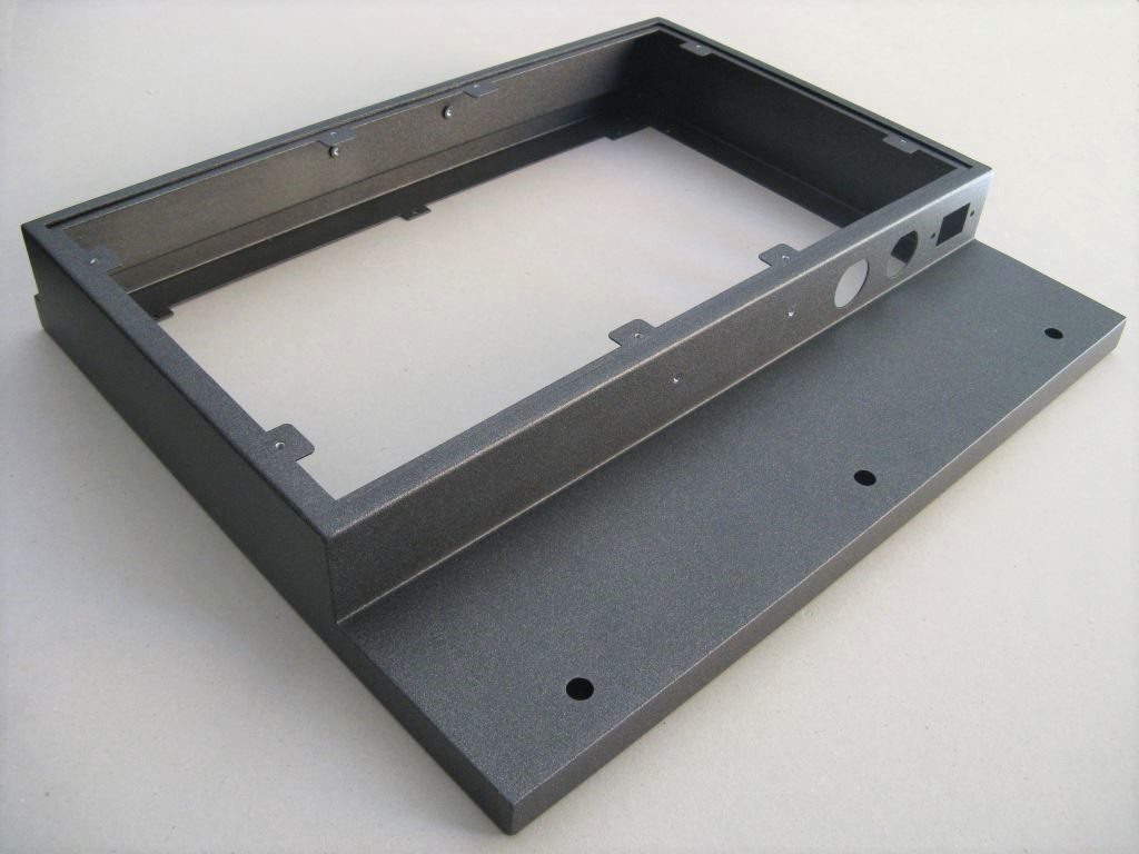 Enclosure for industrial PC